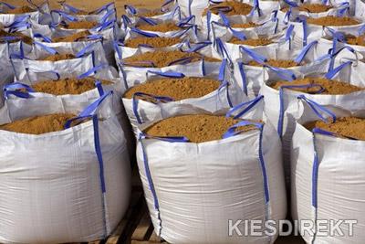 Lieferung Als Schuttgut Oder In Big Bag Sacken Bestellung Und