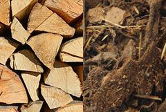 Rindenmulch / Holz image