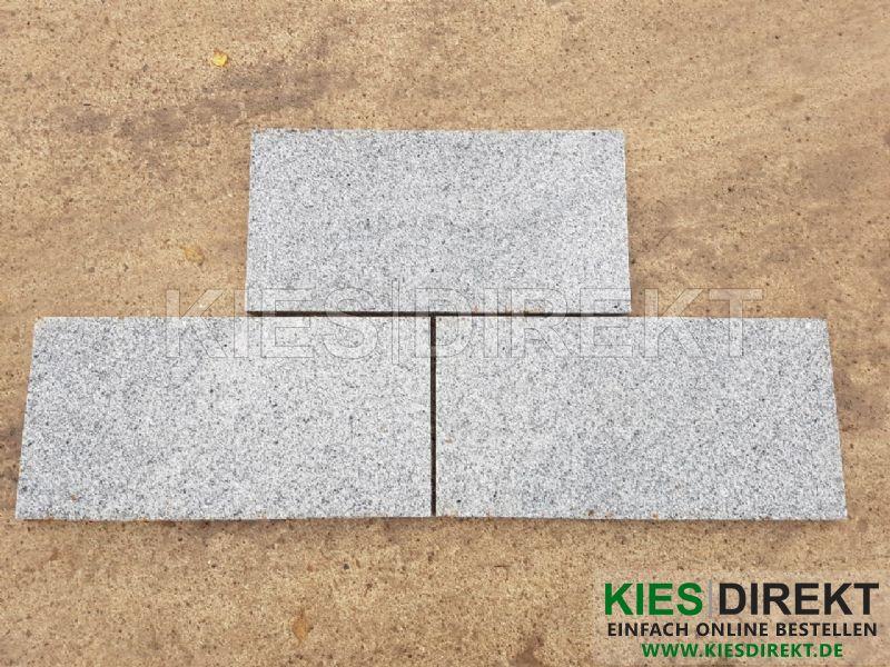 granit platte 60x30x3 grau. Black Bedroom Furniture Sets. Home Design Ideas