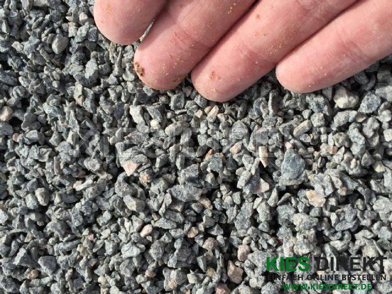 23 Kg Streusplitt Splitt Edelsplitt Ziersplitt Fugensplitt Pflastersplitt 2-5 mm