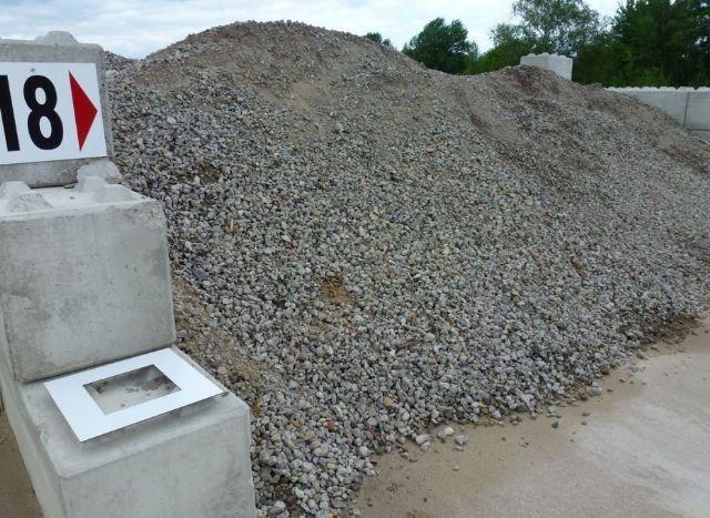 Häufig Betonbruch 0-32 mm GC46